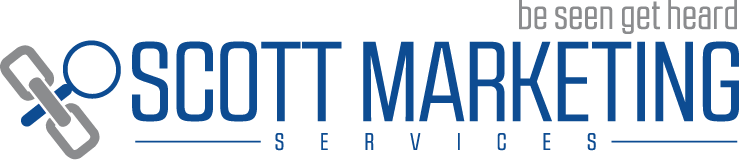 website desing columbus ohio company scott marketing services logo