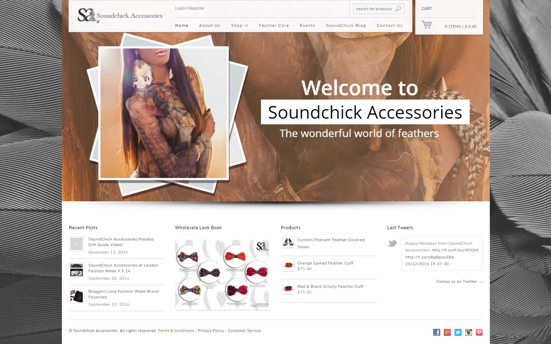 SoundChick Accessories Recently Featured In Lucky Mag