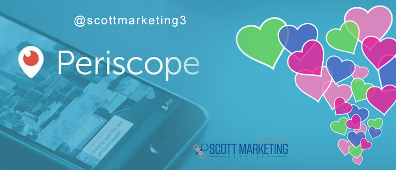 what is periscope scott marketing services image